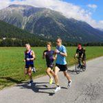 Trainingslager St. Moritz