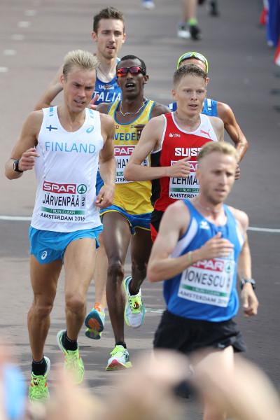 Europameisterschaften 2016 in Amsterdam
