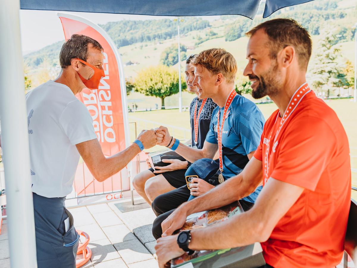 Switzerland Marathon light 2021
